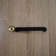 Modern-Round-MATTE-BLACK-Bathroom-Toilet-Paper-Roll-Holder-304-Stainless-Steel-252966203197-5