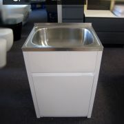 45L-Stainless-Steel-Laundry-TubSink-w-WATERRUST-PROOF-PVC-Soft-Close-Cabinet-252520533118-4