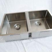 760mm-Double-Bowl-Premium-Grade-Stainless-Steel-Kitchen-Laundry-Sink-Round-Waste-253530954798-4