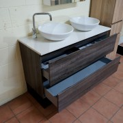 BOGETTA-1200mm-Sonoma-Oak-Grey-PVC-THERMAL-FOIL-Wood-Grain-Double-Vanity-w-Stone-252958600568-5