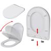 Black-Round-D-Shape-Duraplast-Heavy-Duty-Soft-Close-Quick-Release-Toilet-Seat-252979973208-9