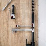 Matte-Black-Chrome-Multi-function-Flexi-spray-Pull-Out-Spring-Kitchen-Mixer-252849672438-7
