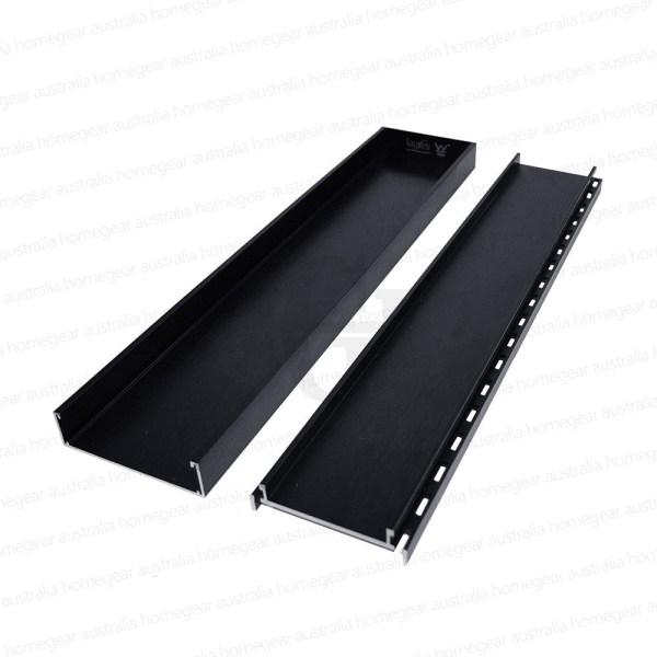 900mm-LAUXES-Cellini-Midnight-Black-Slimline-Tile-Insert-Floor-Drain-Waste-253218766609-2