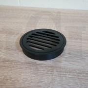 Premium-Electroplated-Round-Matte-Black-Floor-Waste-Grate-Drain-253110704369-8
