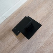 Premium-Electroplated-Square-Matte-Black-Ultra-Slim-Wall-Shower-Bath-Mixer-253200363179-3
