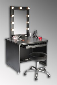 Makeup Vanity Table With Lights | myideasbedroom.com