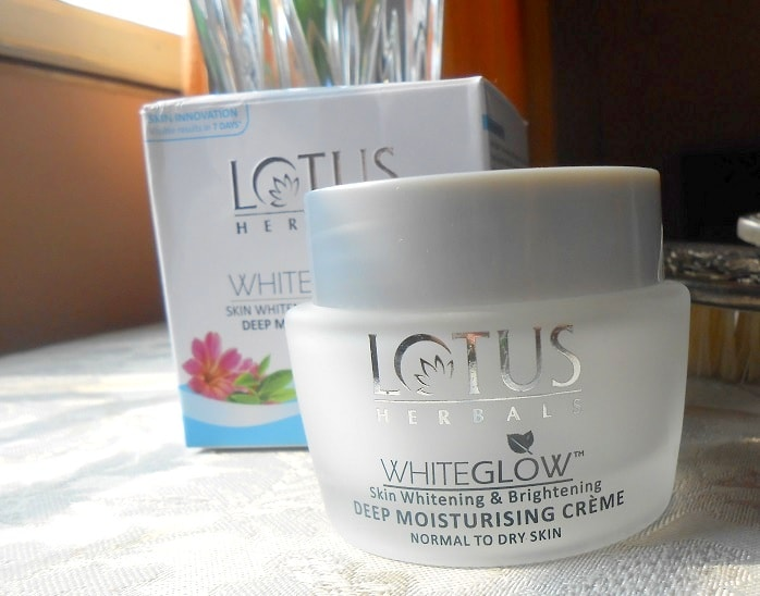 Lotus Face Products Review