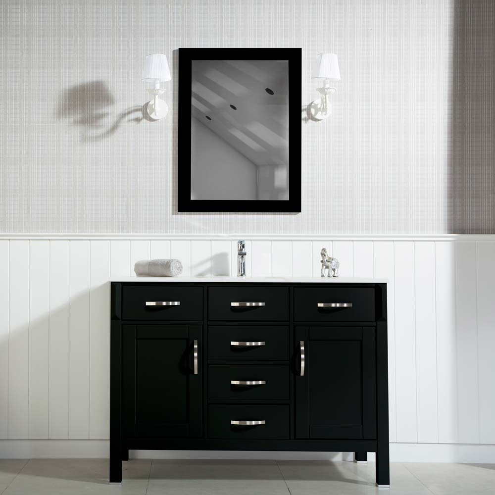 48 Bathroom Vanity Cabinet Woodbridge 48