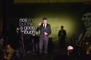 Grand Hyatt Abu Dhabi for the Frank Sinatra Centenary Celebrations