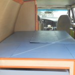 Expanded van bed for sale