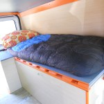 Finished expanding van bed for sale