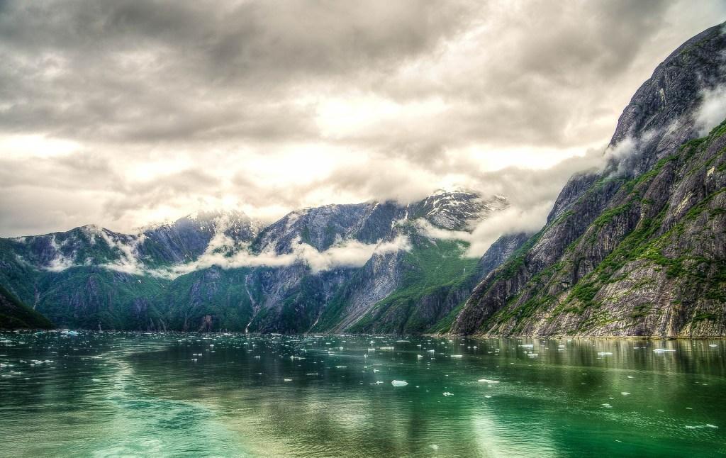 Juneau Alaska, VanLife summer road trips