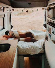 Small Camper Van Interiors