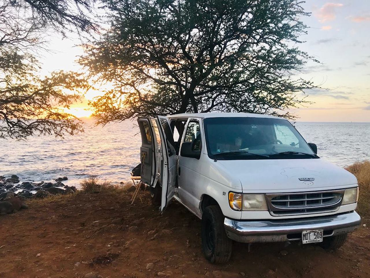 d9687e9be0 book vacation rental campervan campervans vans rv google maps gps vanlife  maui lahaina fully equipped with