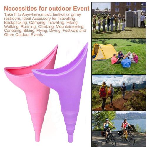 PPUNSON Silicone Female Urination Device