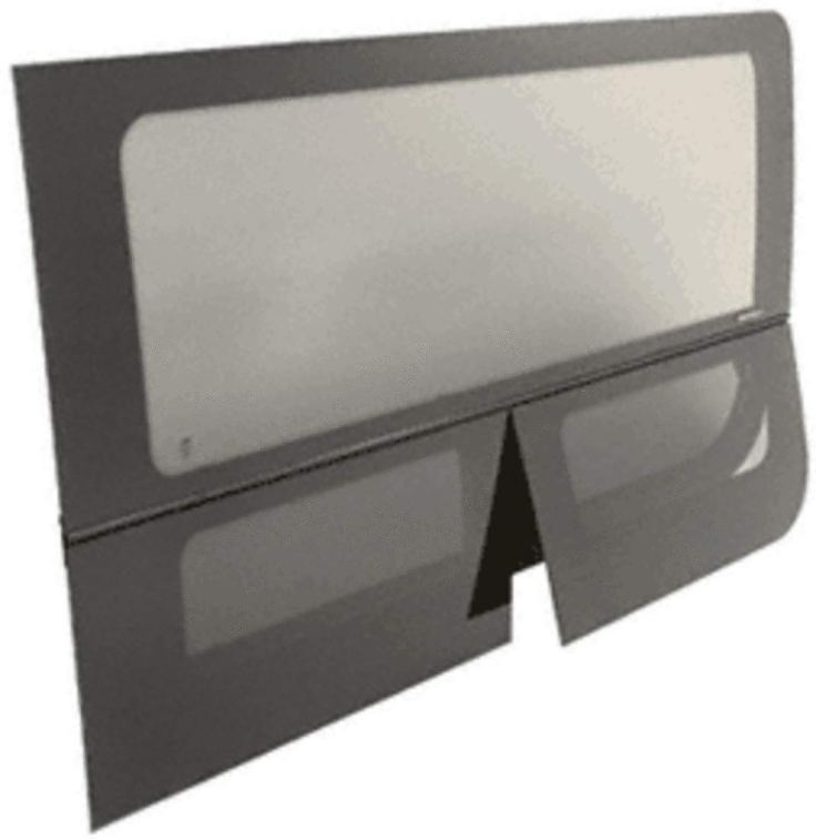 Sprinter Van T-Vent Passenger Side Sliding Door Window