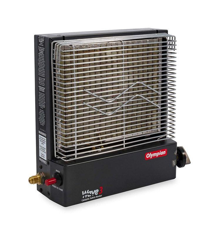 Top Propane heaters