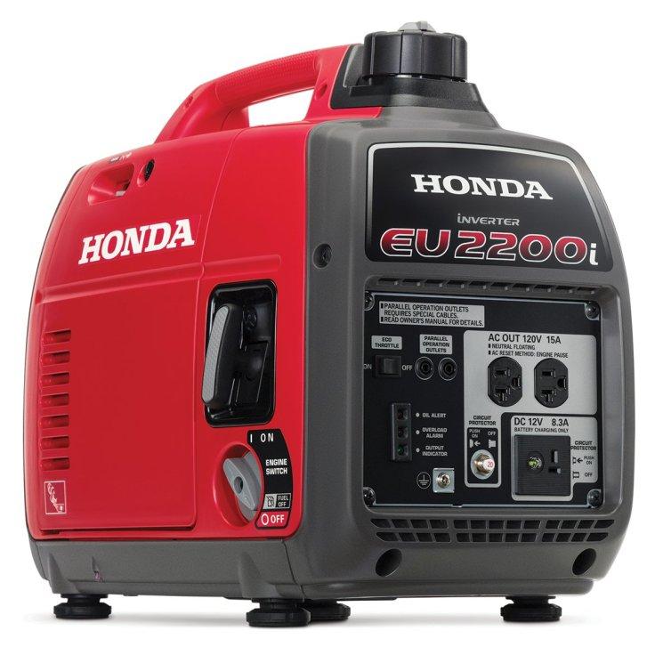 electric generator Honda generator