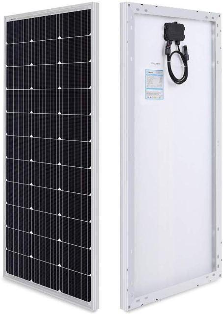 Starter solar kit