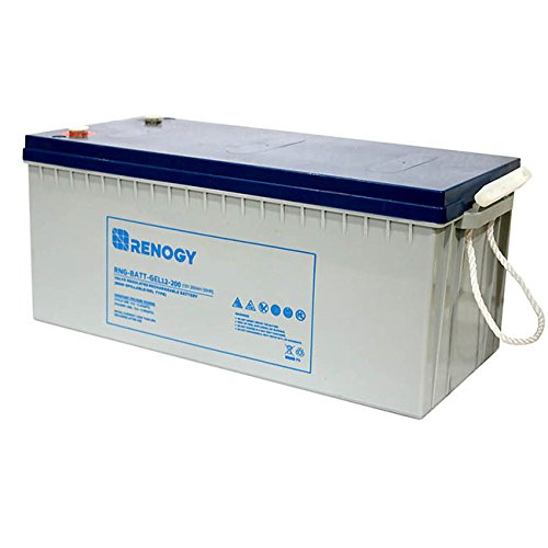 200 amp hour battery