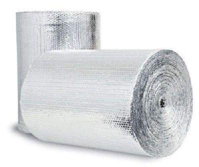 Bubble Reflective Foil Insulation sprinter conversion van insulators  #vanlife #vanliving