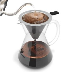 Pour Over Coffee Dripper #vanlife