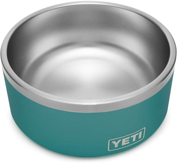 Yeti dog water bowl