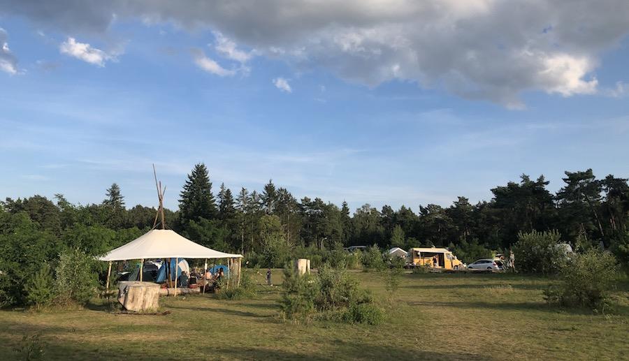Alternatives Camping - Naturcampingplatz - Wilde Heimat