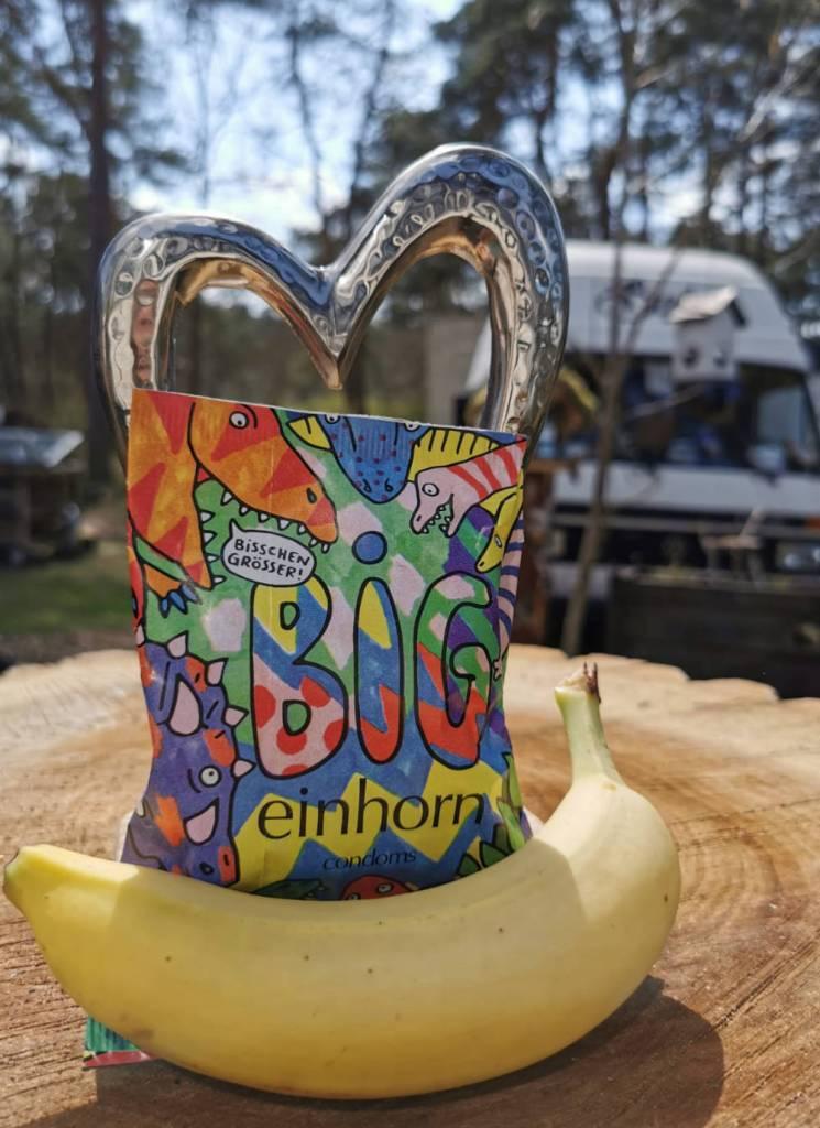 Einhorn Kondom_Big_2_Sex im Camper
