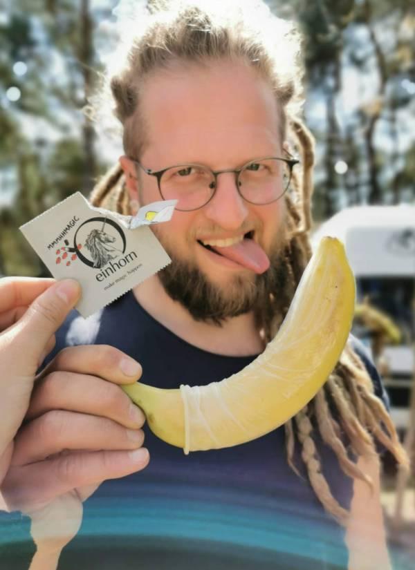 Einhorn Kondome @ Vanlust
