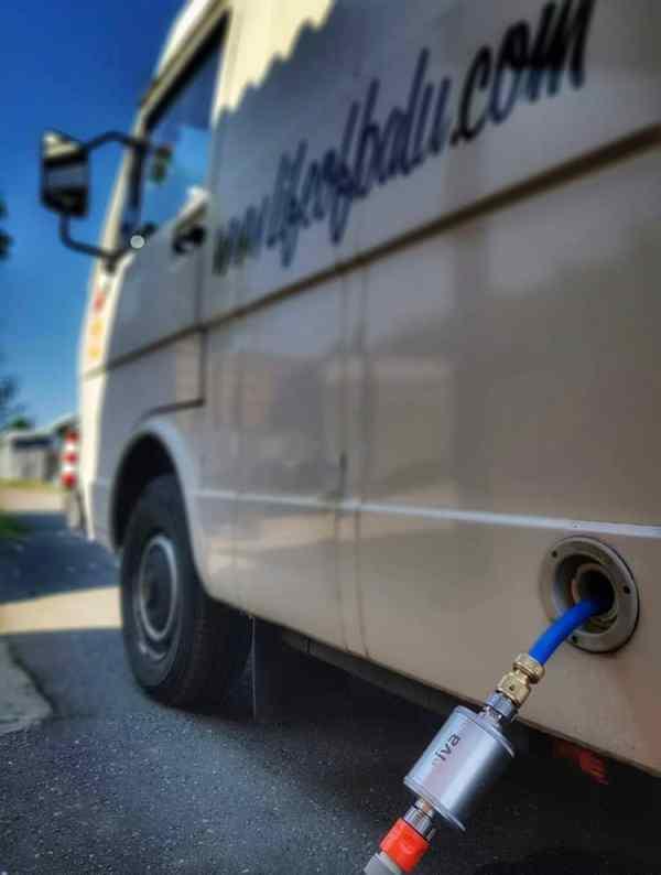 Vanlife Wasserfiltersystem - Riva Filter