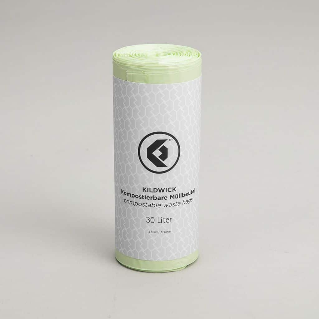 kompostierbare Feststofftüte