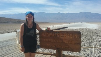 Badwater Basin is the lowest point in the entire Western Hemisphere.