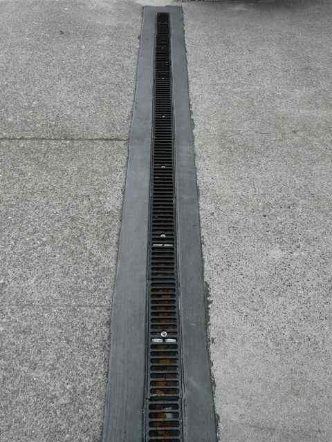 Concrete Contractor  Concrete Drainage Systems