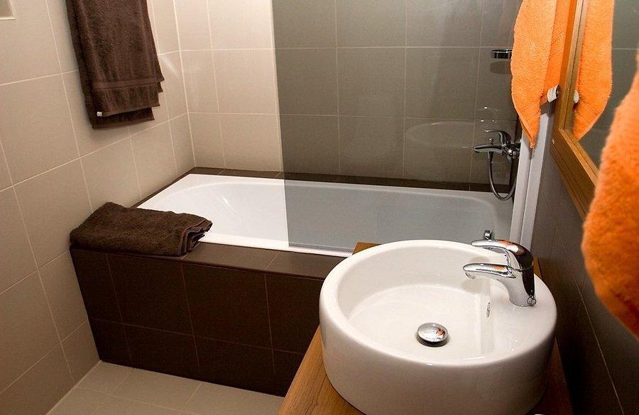маленькая ванная комната дизайн фото 6