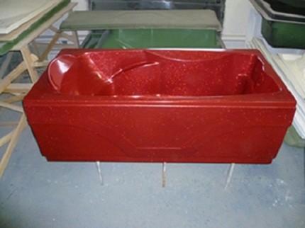 Цветная акриловая модель Acqua Bagno