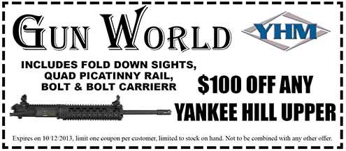 Nightforce Dealer Gun World Burbank, CA (818) 238-9071