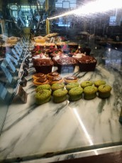 Delicious Asian and Western desserts