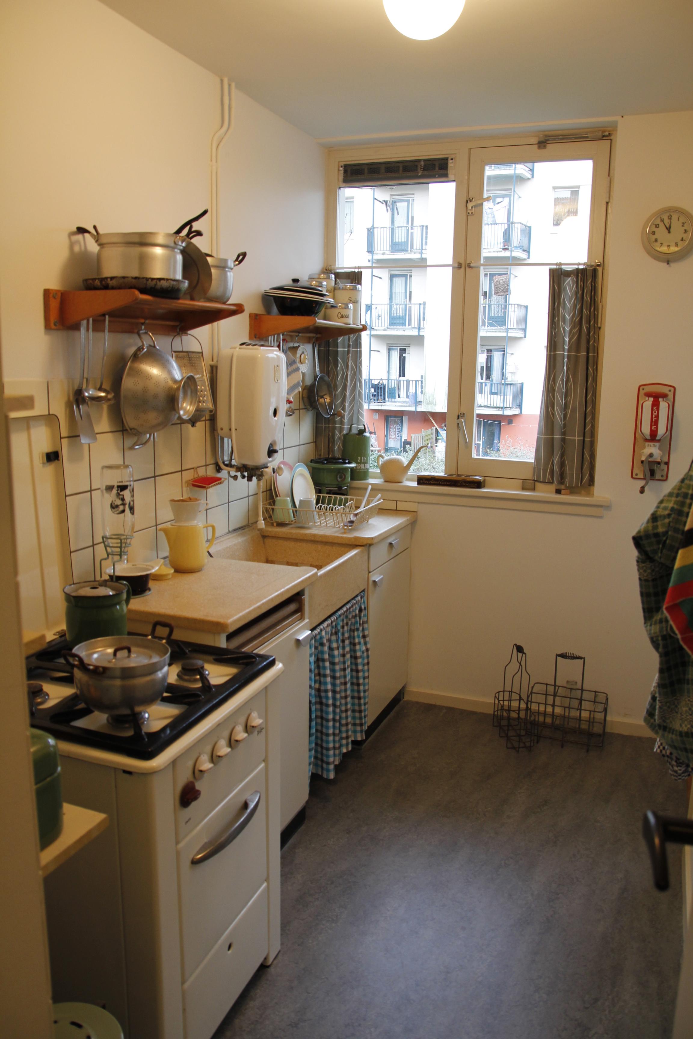 van Eesteremuseum jaren 50 keuken  van OnS