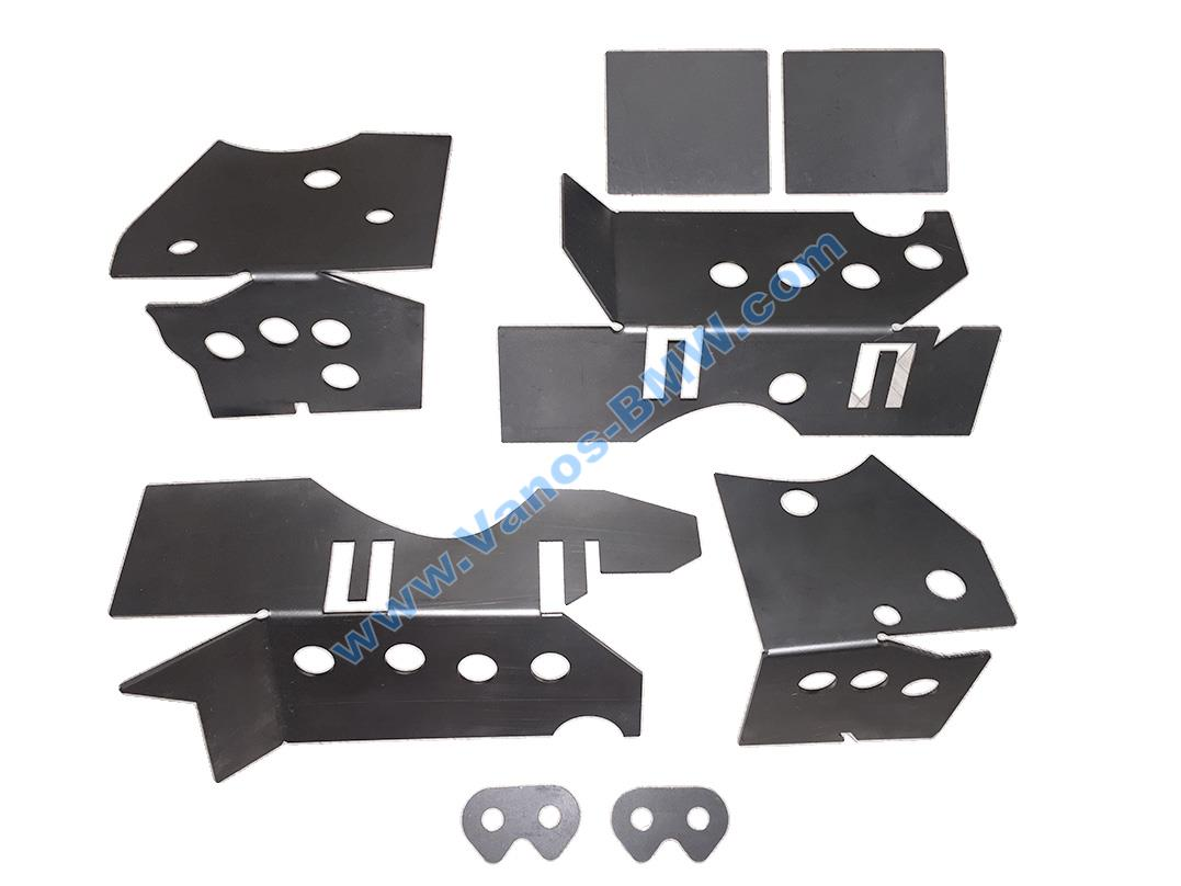 hight resolution of bmw e46 subframe reinforcement kit