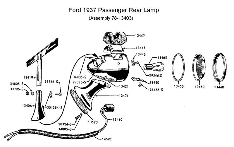 Wiring Manual PDF: 1933 Chevrolet Wiring Diagram