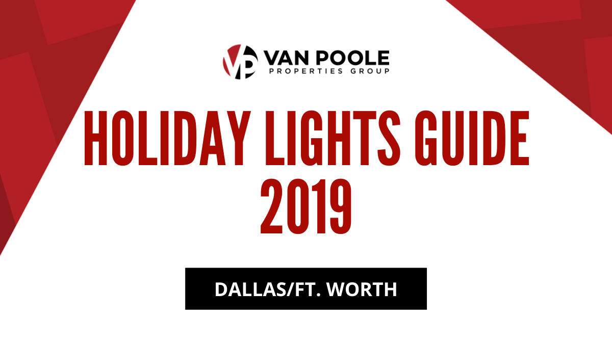 2019 DFW Holiday Lights Guide