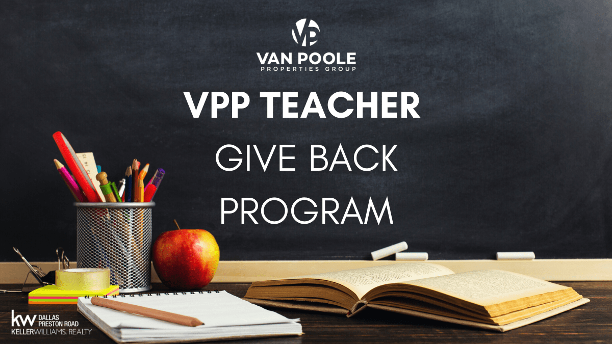 Introducing Our Teacher Give Back Program