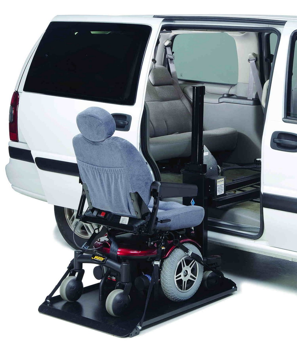 Wheel Chair Lift Ricon Wheelchair Lifts