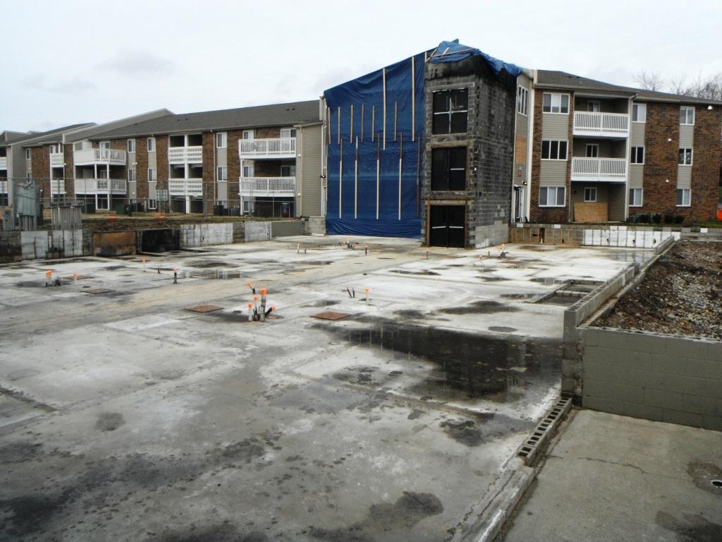 Exterior Demolished to Slab