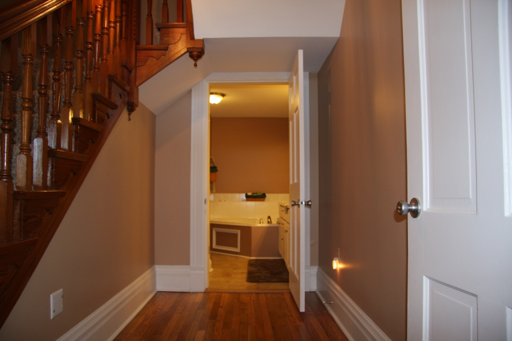 Finished Hallway