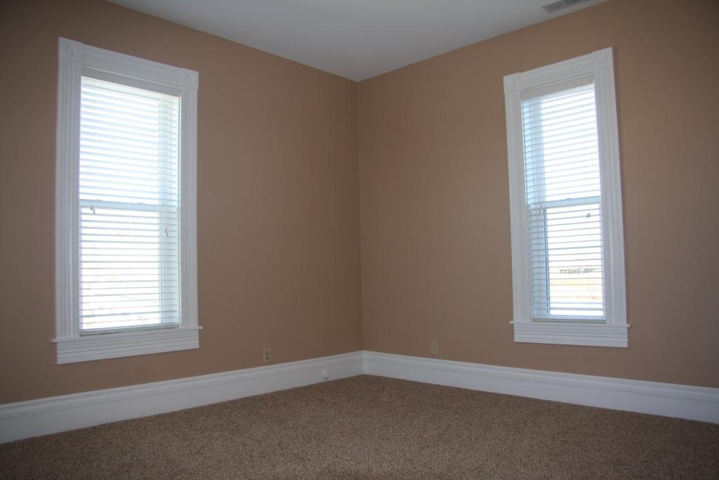 Finished Bedroom after
