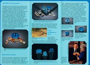 AGTA Blue Topaz Brochure