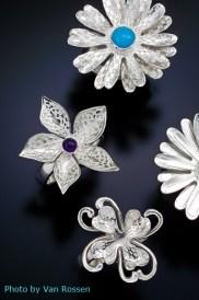 Flower Rings Group