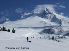 Mt. Hood Winter